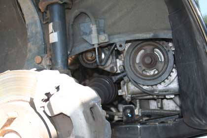 D Engine Rattling Sound Cause Solution Drive Belt Auto Tensioner Img Small on Engine Diagram