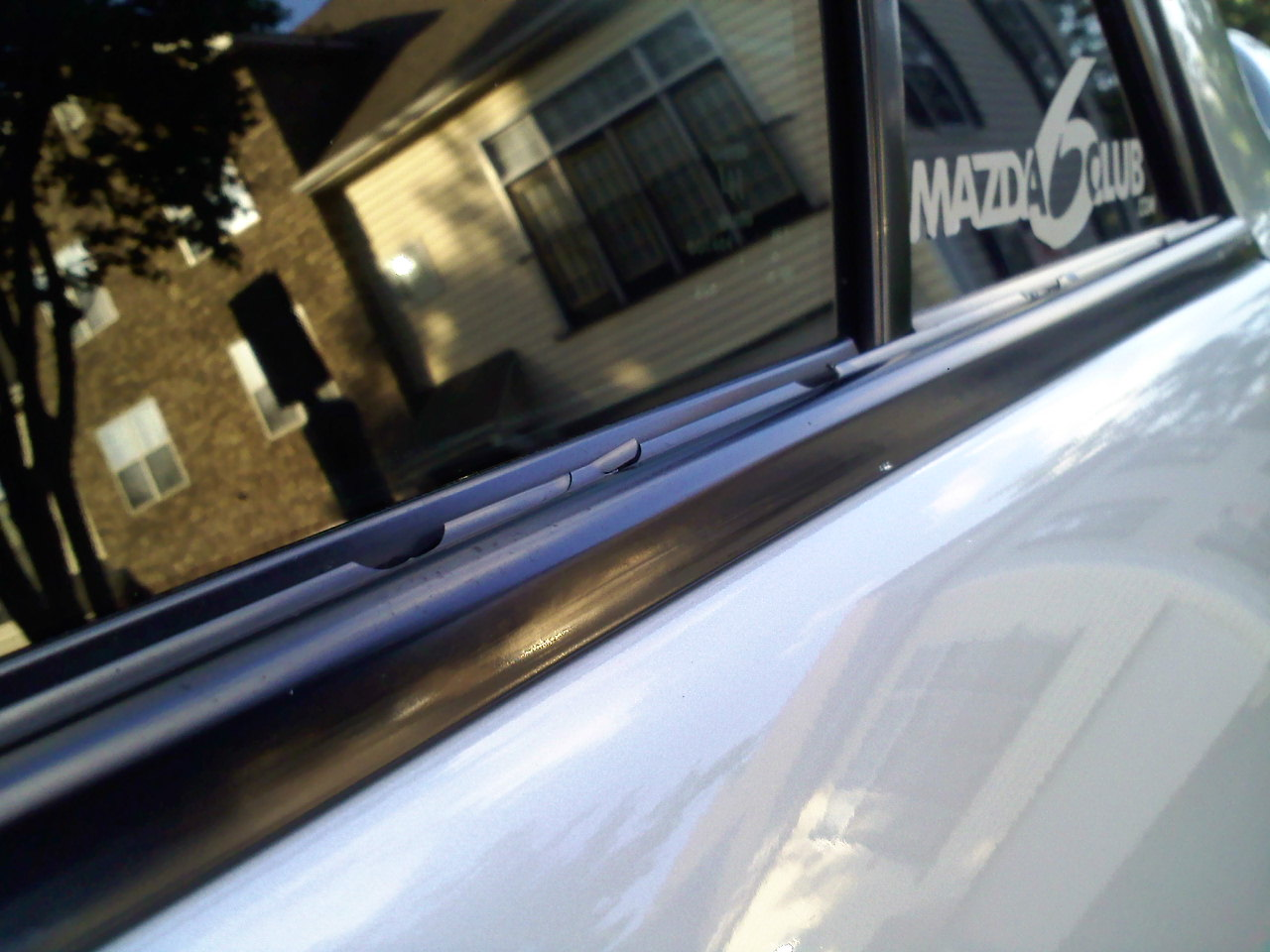 Window Trim Replacement Mazda 6 Forums Mazda 6 Forum