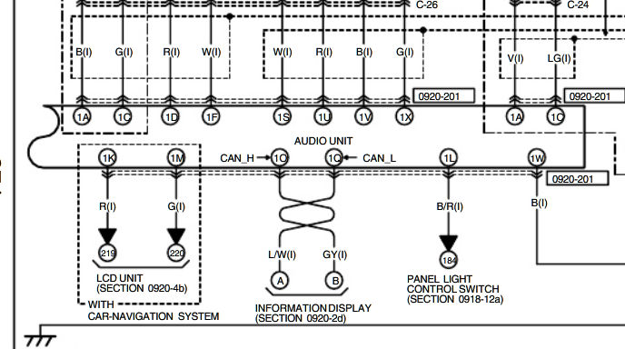 2004 Mazda 6 Radio Wiring Diagram from www.mazda6club.com