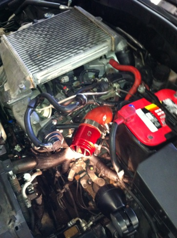 How To Starter Removal Install Mazda 6 Forums Mazda 6