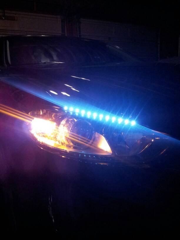 Großzügig Alpena Led Lights Installation Bilder - Elektrische ...