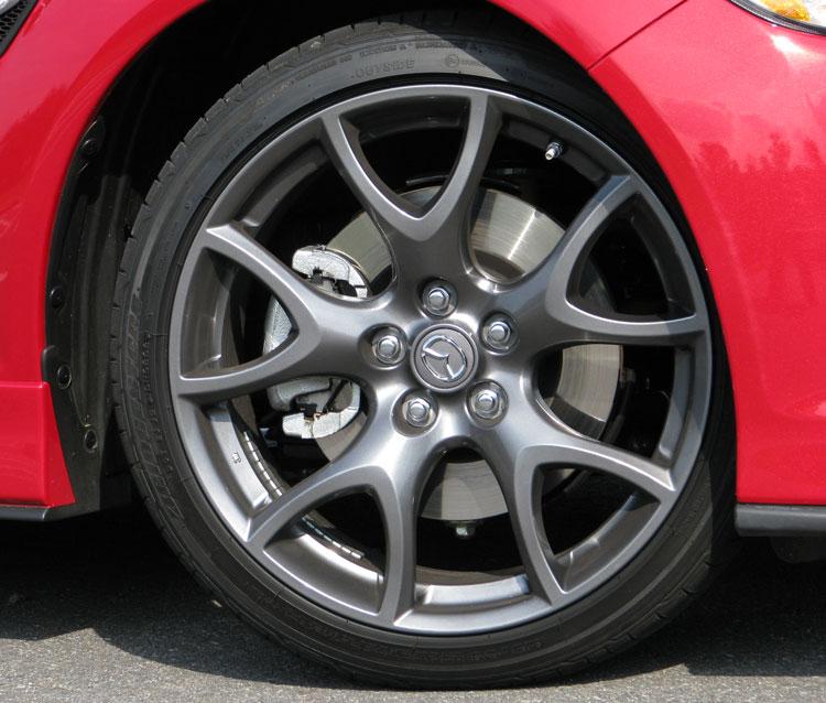For Sale 2008 Mazdaspeed 3 Wheels: Mazda 6 Forums : Mazda 6 Forum / Mazda Atenza Forum