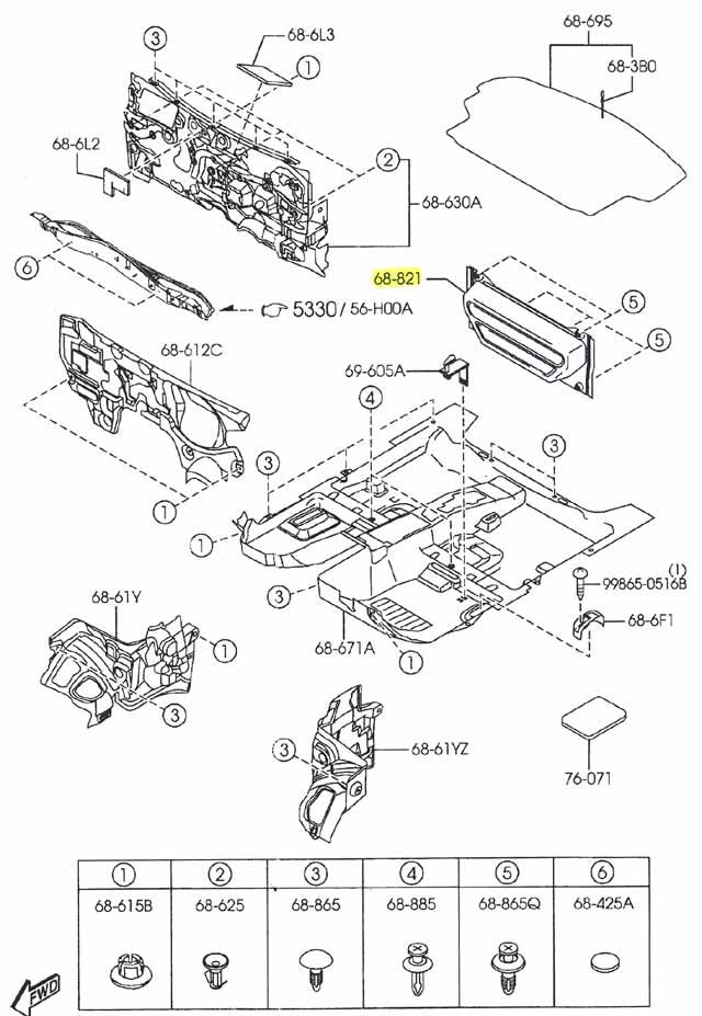 speed 6 rear seats do fold down     - page 5   mazda atenza forum