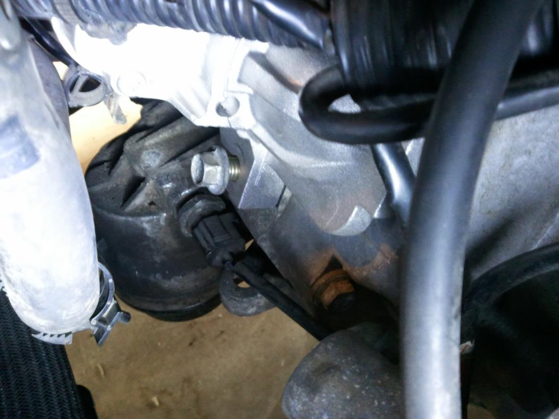 Diy Starter Removal 23l Mazda 6 Forums Forum 2003 Tribute Engine Diagram Intake Click Image For Larger Version Name 2013 03 06 130958