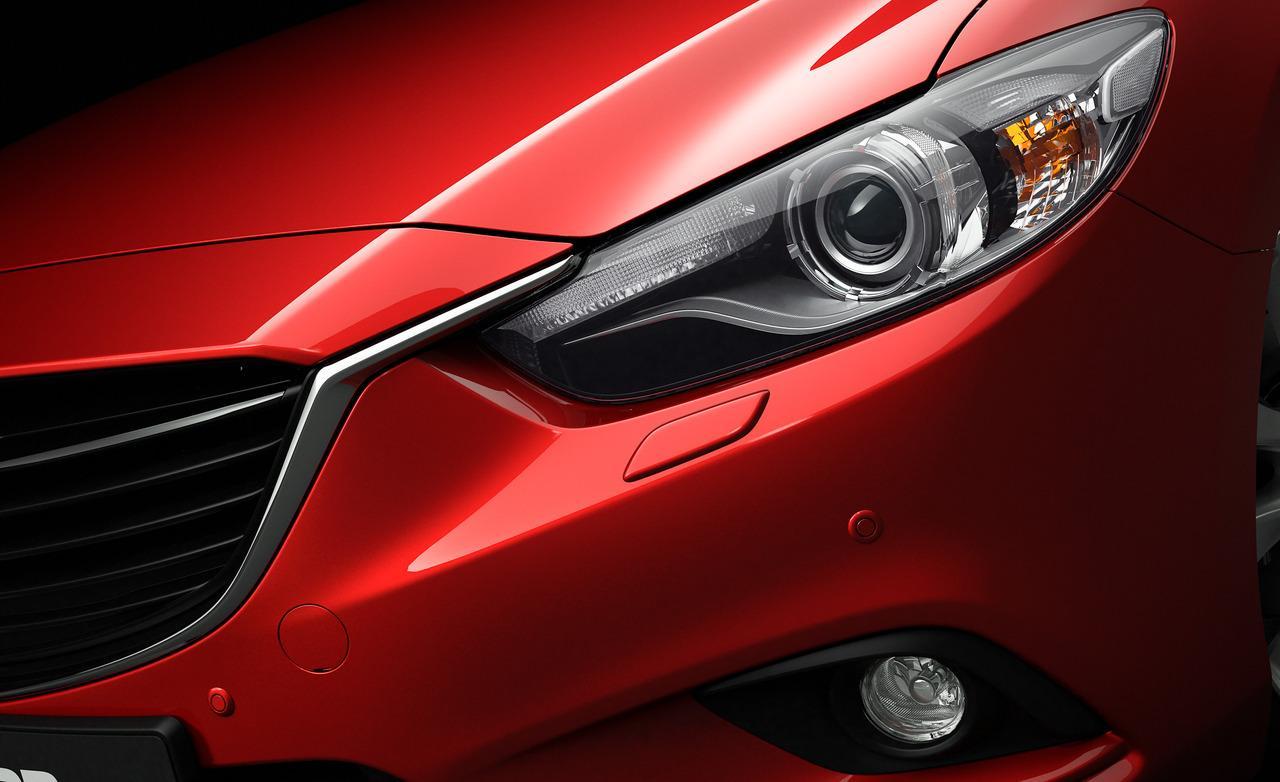 for headlight styling led akd item car bi mazda headlights type universal drl