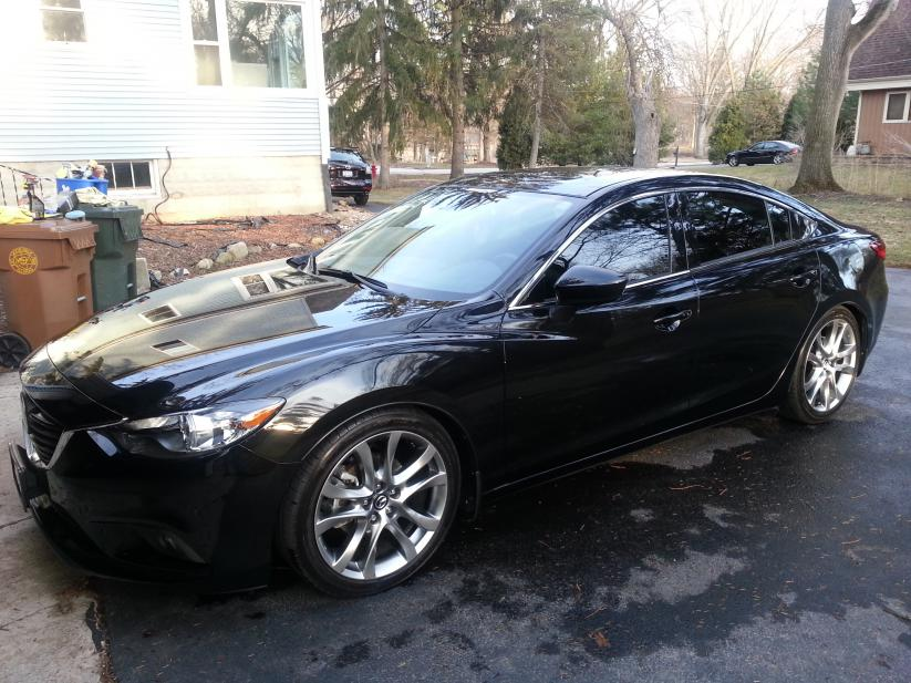 Rd Gen DetailingCar Care Thread Page Mazda Forums - Mazda detailing