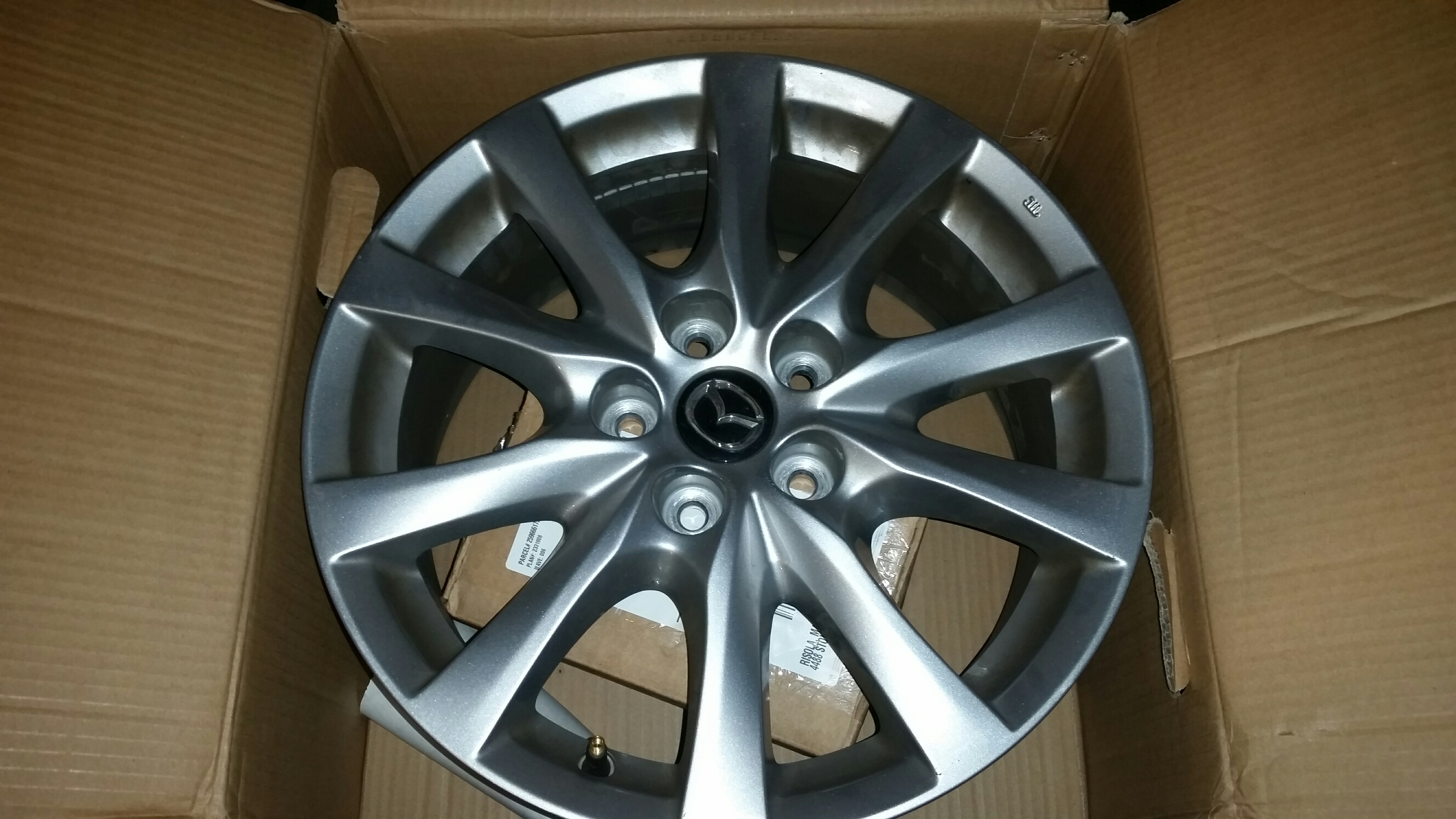 skyactiv mazda bayibir wheels forum forums mazdaspeed and protege will rims tires to fit