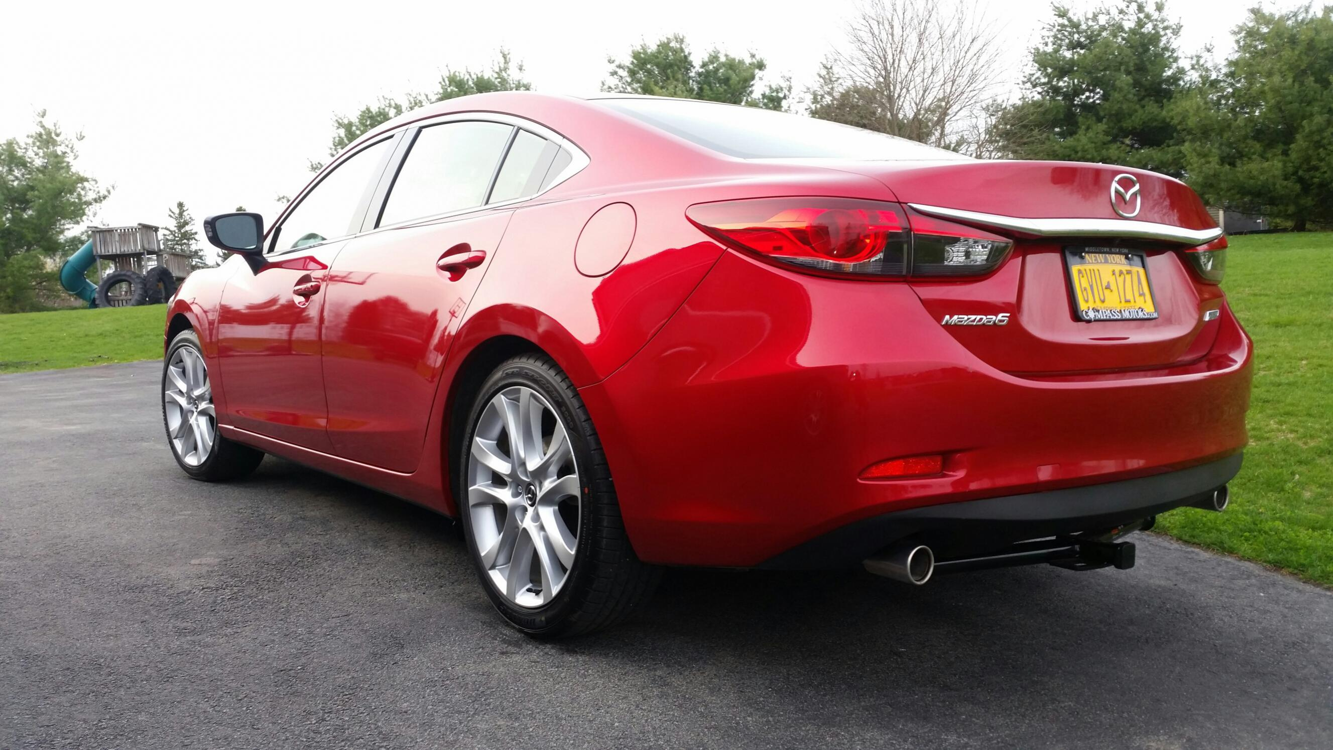 cant find towing capacity  6M  Mazda 6 Forums  Mazda 6 Forum