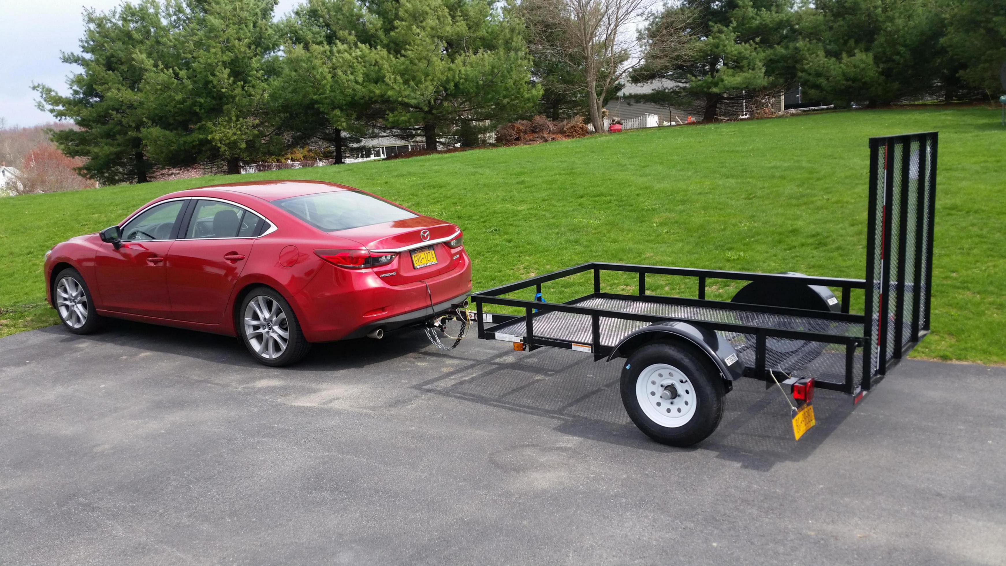 Can T Find Towing Capacity Mazda Forums Mazda Forum