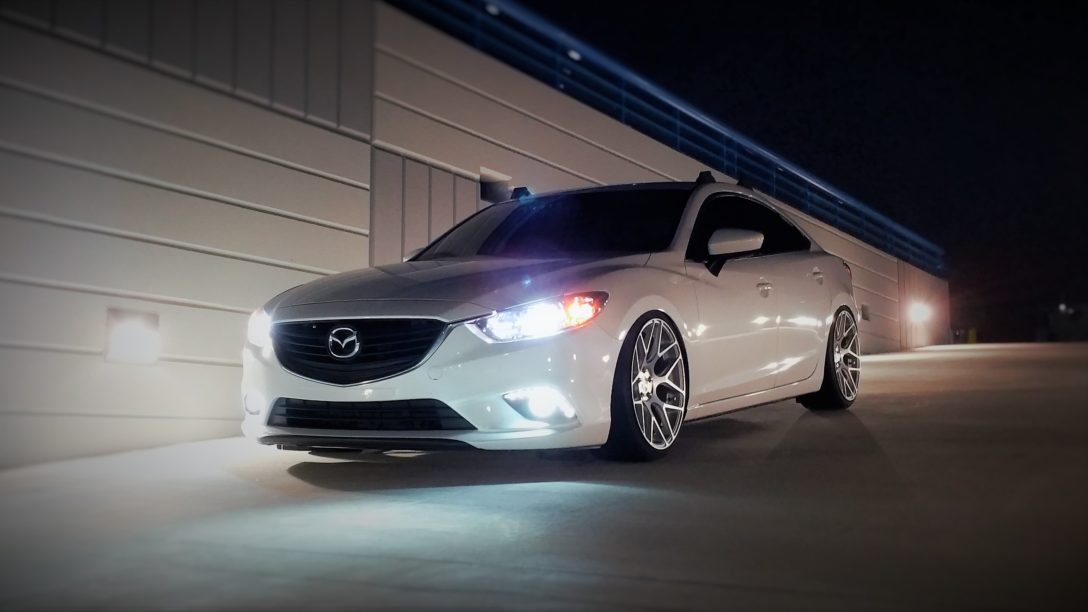 more now today with gen white touring pedeals atenza my new grand mazda forum up forums picked