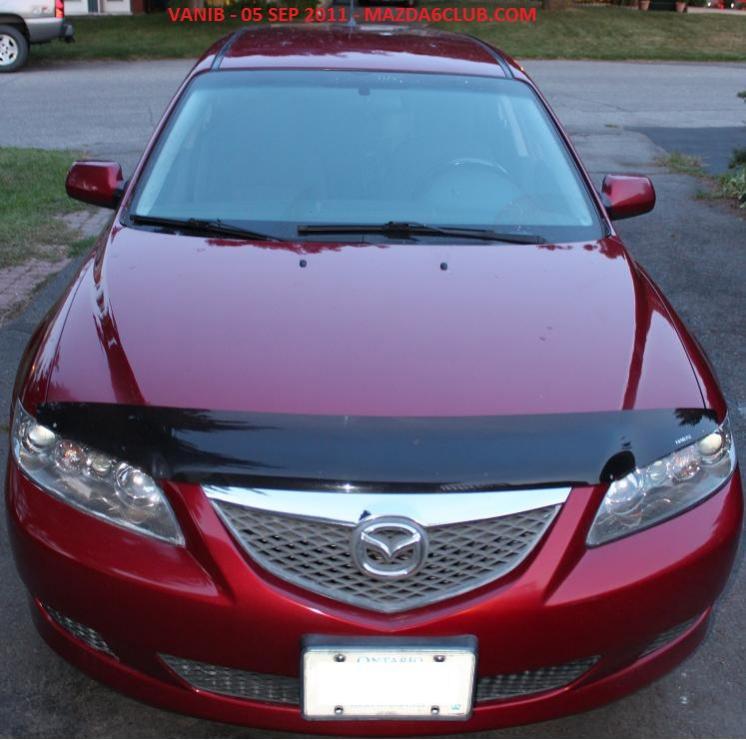 2005 Mazda Mazda6 Exterior: FS: Mazda 6s V6 2005 Wagon