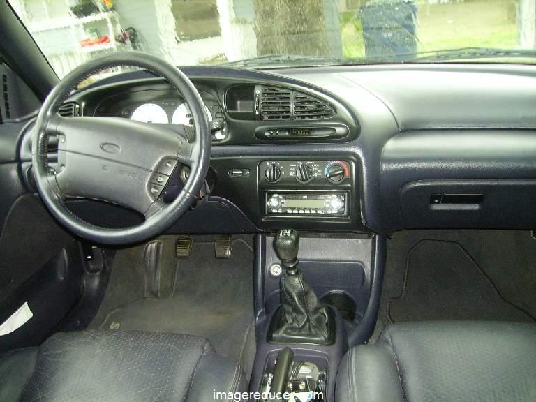 1998 Ford Contour Svt 3l 5500 Obo