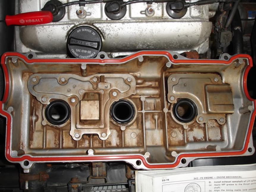 how to tell if pcv valve is bad