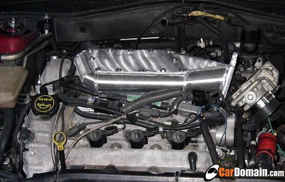 Ported Intake Manifold | Mazda 6 Forums