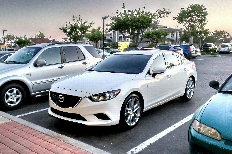 White 2016 Mazda 6 Car News And Reviews