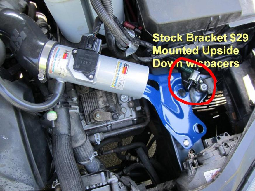 Cold Air Intake Problems Car Stalling Mazda 6 Forums