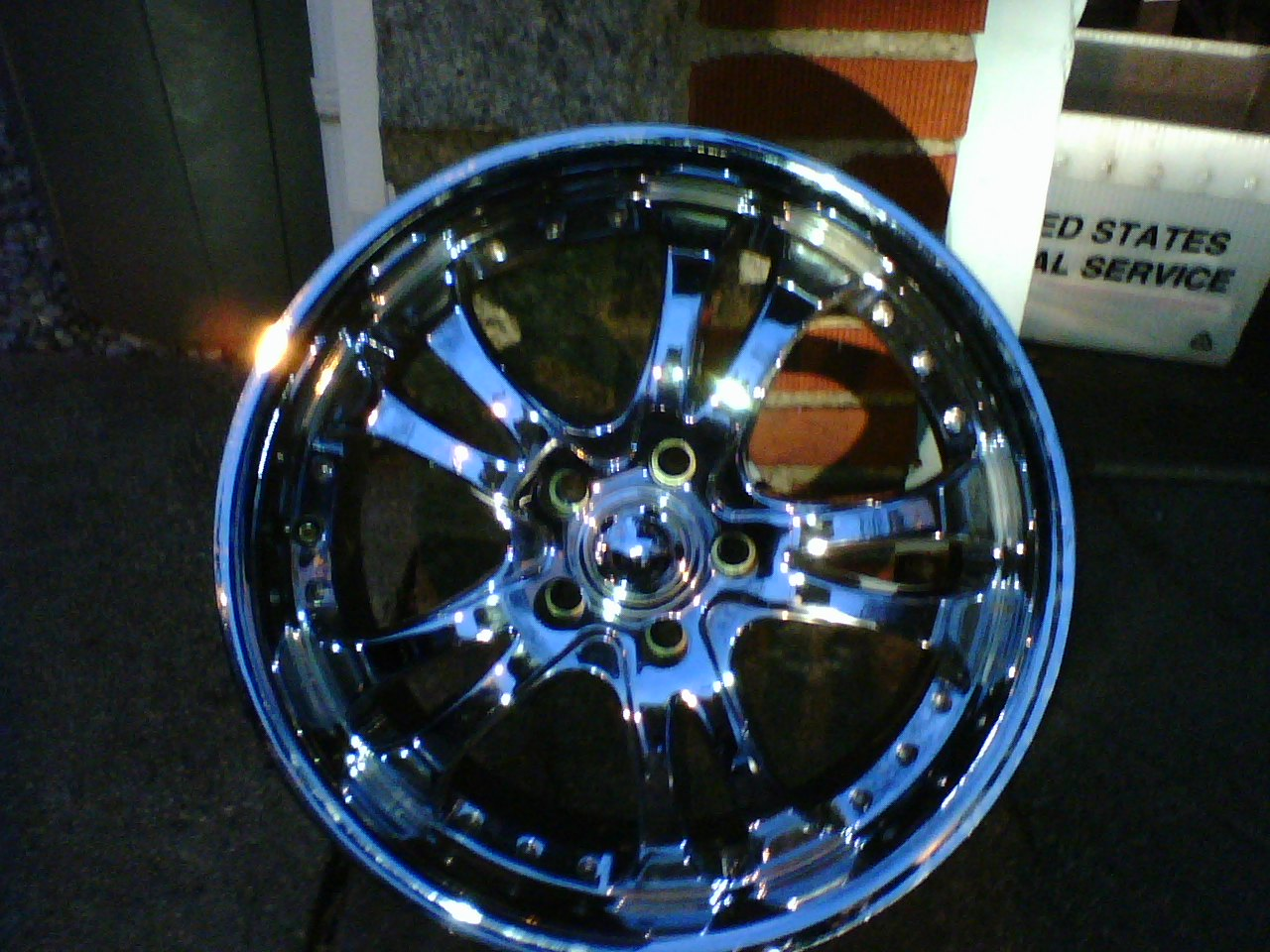 18 inch AR Casino Rims for