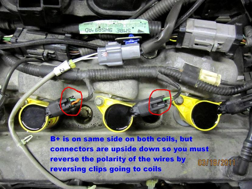Accel Ignition Coil Upgrade For 30 Ltr Mazda 6 Forums Rhforummazda6club: 05 Mazda 6 Plug Wires At Amf-designs.com