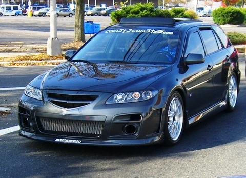 2006 Mazda 6 Sport Wagon V6 Related Infomationspecifications