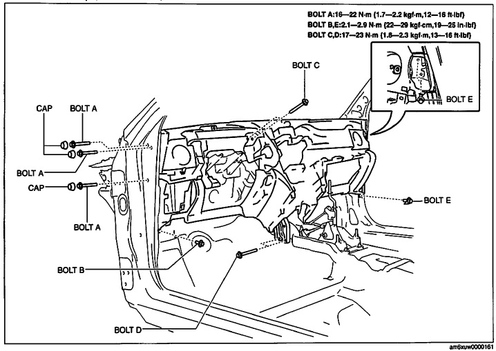 D Diy Mazda Dash Removal Dash on Mazda 3 Wiring Diagram Door