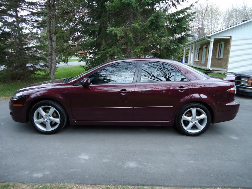 New owner of a 2006 Mazda 6 GT V6 - Mazda 6 Forums : Mazda 6 Forum