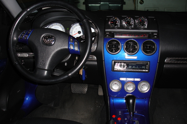 New Interior Mods Check Out These Pics Mazda 6 Forums
