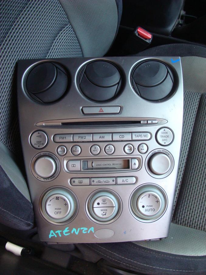 Click Image For Larger Version Name Dsc04151 Views 6027 Size 951: Wiring Diagram For 2004 Mazda 6 At Satuska.co