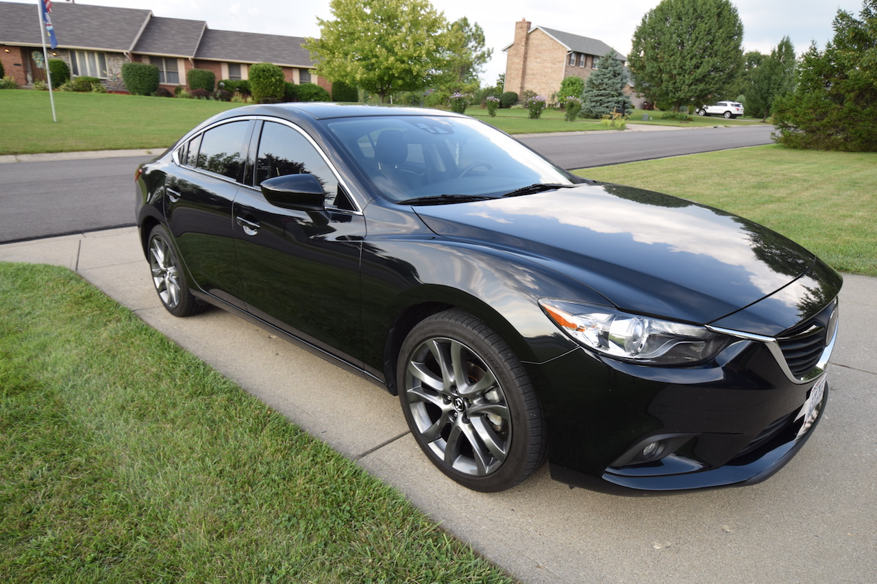black out chrome or no? - page 2 - mazda 6 forums : mazda 6 forum