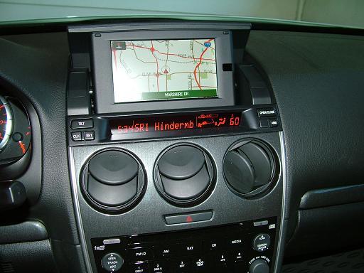 mazda 6 navigation update