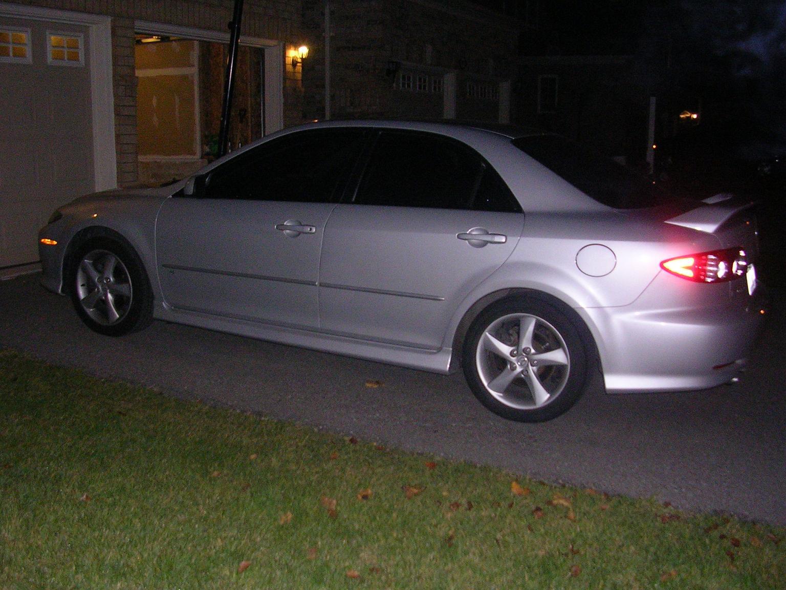 Mazda 6 2004 prix