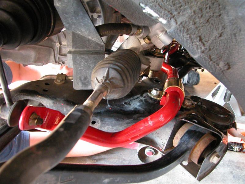Energy Suspension Sway Bar Bushings Done Page 3 Mazda