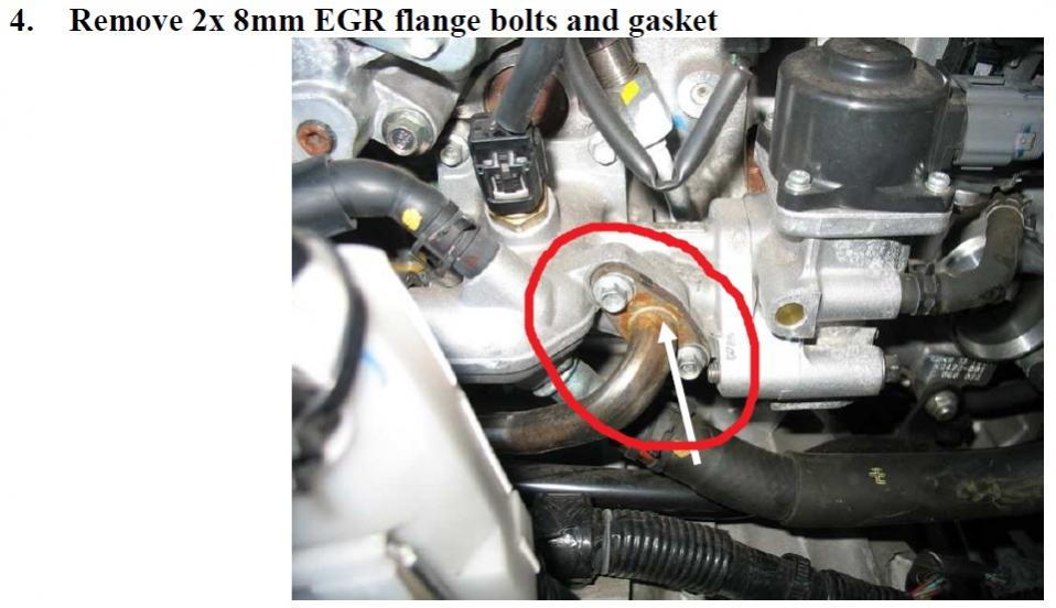 EGR delete | Mazda 6 Forums