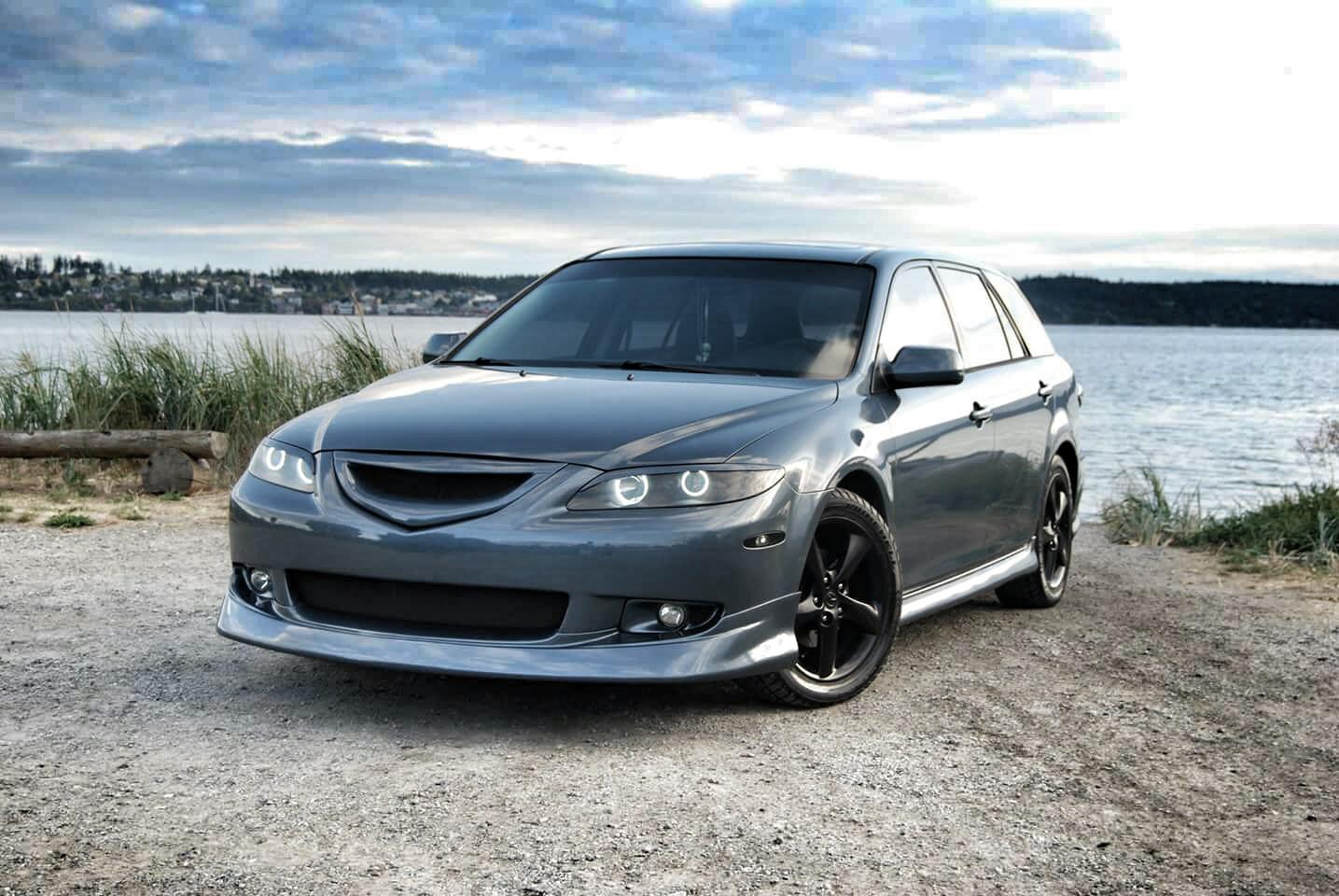 Mazda mazda 6s 2004 : 2004 Wagon Build Thread - Mazda 6 Forums : Mazda 6 Forum / Mazda ...