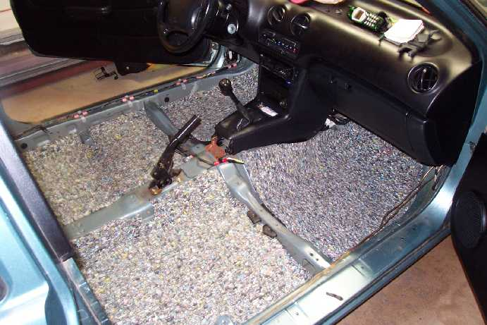Road Noise Sound Deadener Best For The Buck Mazda 6