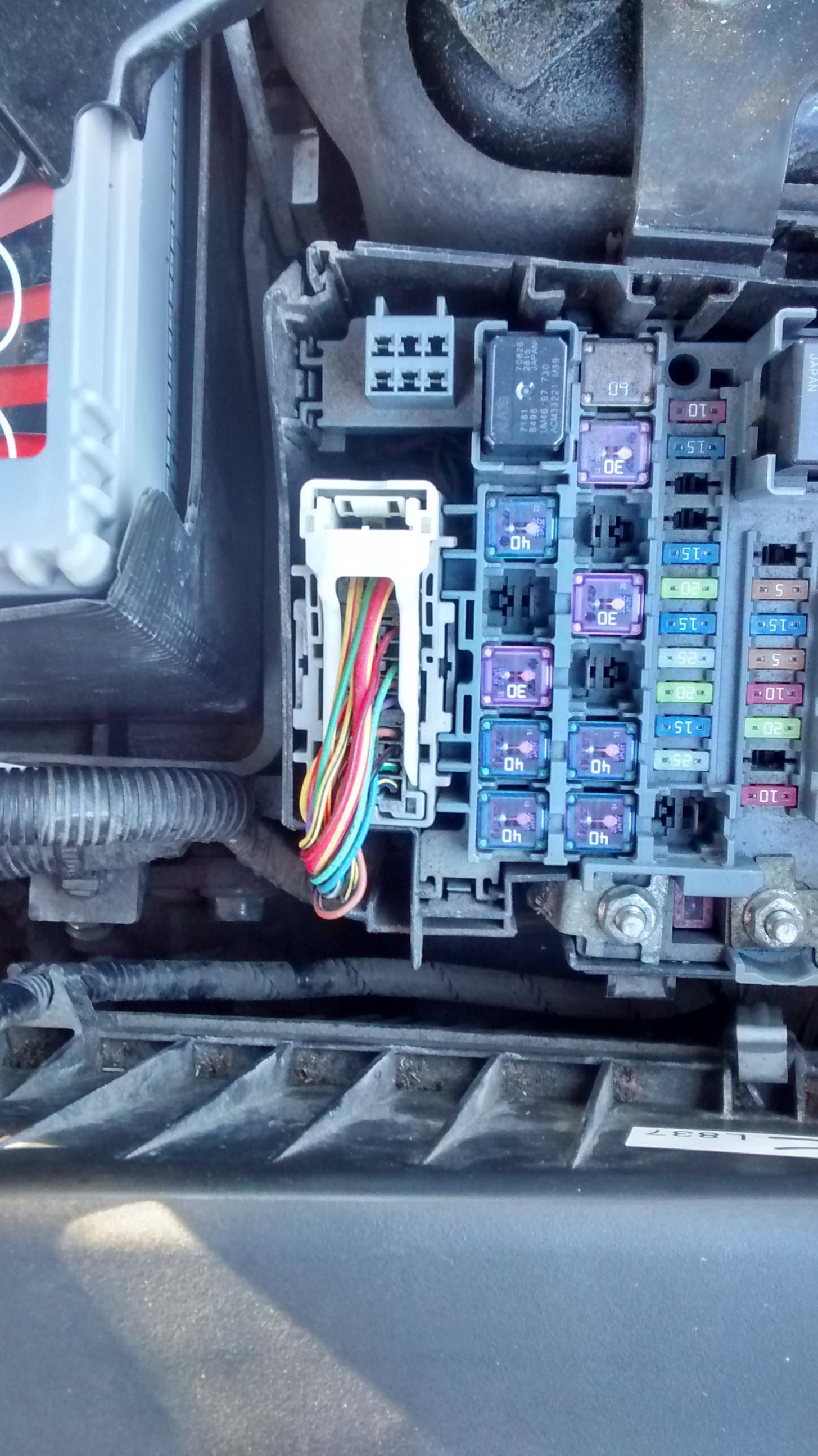Random Alarm Triggering Fixed!   Mazda 6 Forums