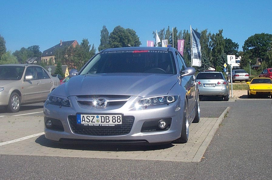 Mazda 3 MPS aero kit mirrors on 6 MPS? - Mazda 6 Forums : Mazda 6 ...