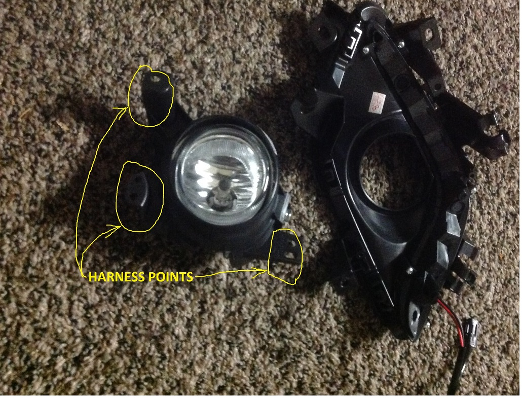 Led Drl And Fog Light Install Mazda 6 Forums Forum Wiring Harness Click Image For Larger Version Name Views 718 Size 3637