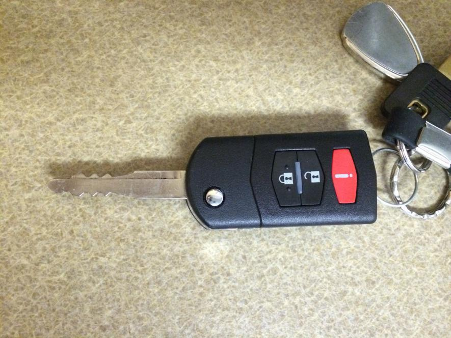 03-07 mazda 6/3 key fob plastic shell replacement - mazda 6 forums