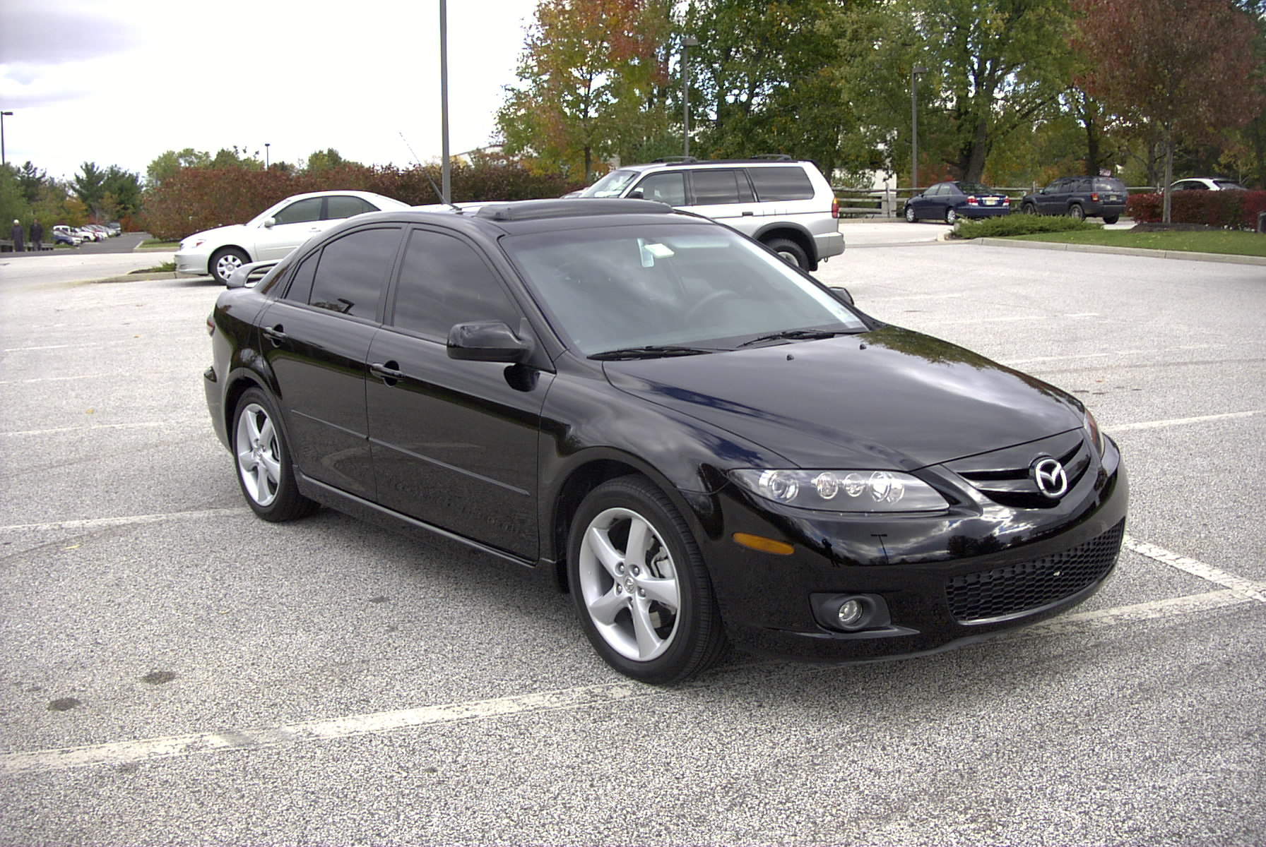 Black 06 With Tint Mazda 6 Forums Mazda 6 Forum