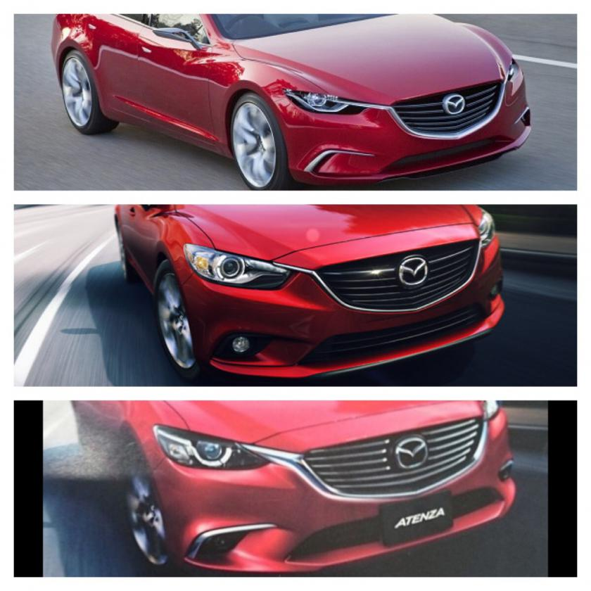 mazda 6 2016 facelift. when will the new mazda 6 2016 come if confirm with interior u0026amp facelift