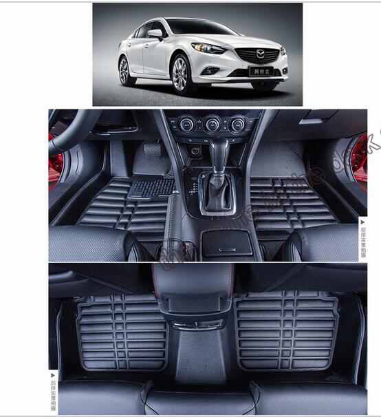 Mazda 6 Floor Mats Australia