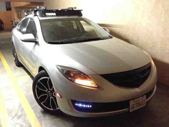 Any Idea On Daytime Running Lights Drl Mazda 6 Forums
