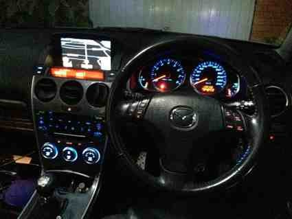 How To Change Your Dash Colors Page 19 Mazda 6 Forums Mazda 6 Forum Mazda Atenza Forum