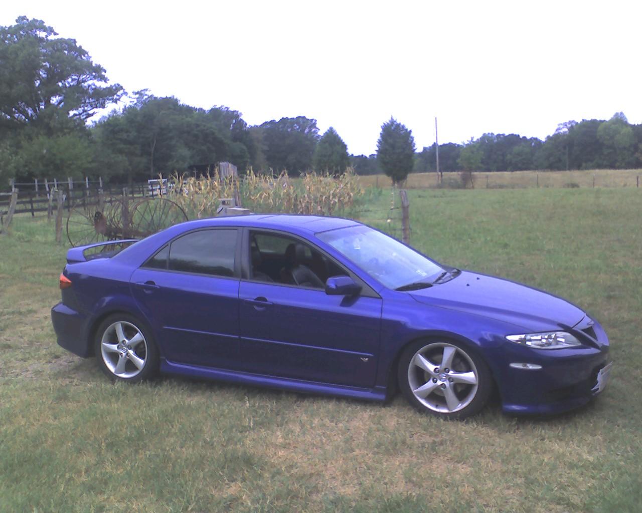 And Pretty Slammed - Mazda