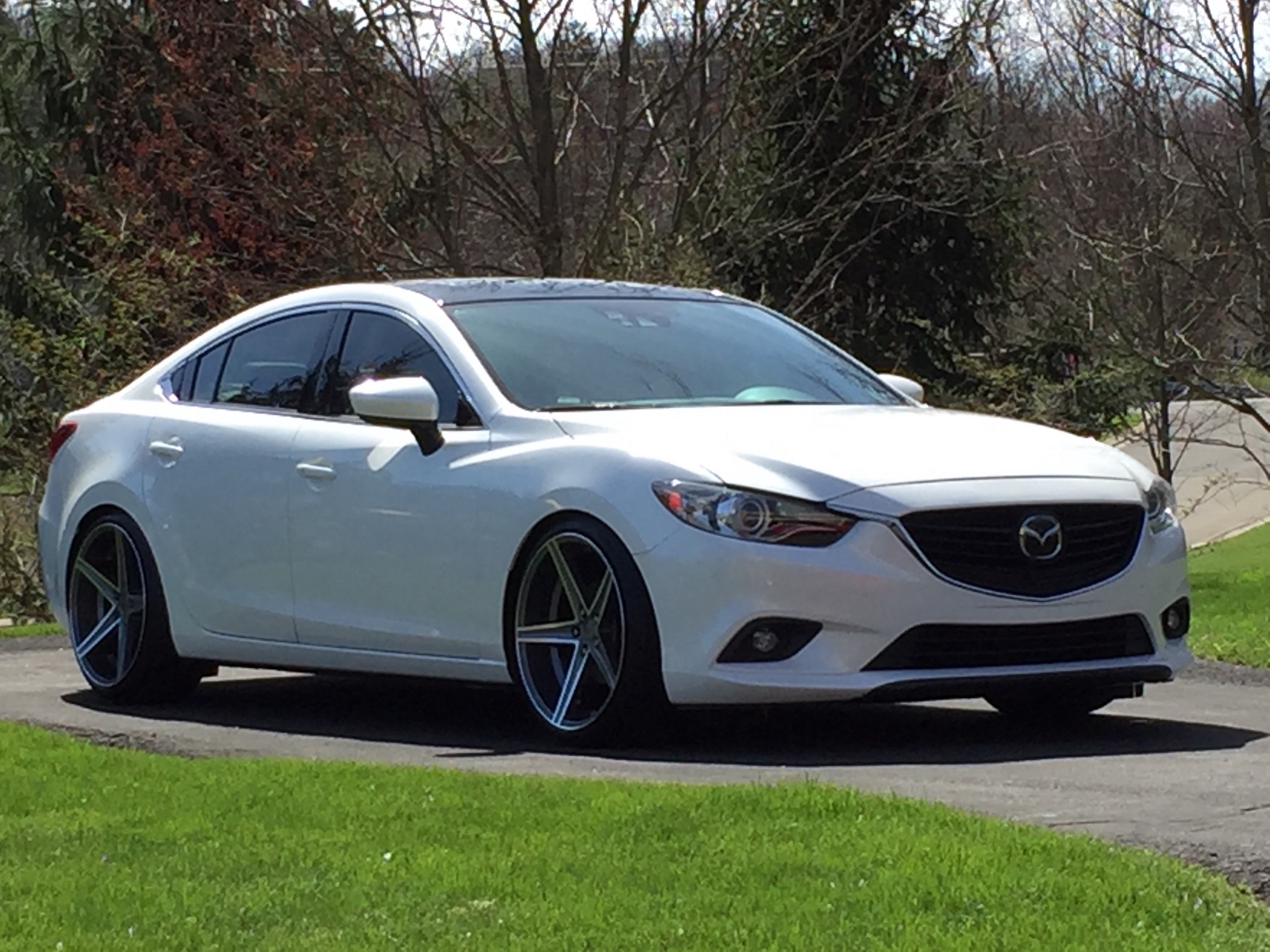 hey guys 2014 mazda 6 gt mods list as extensive as the. Black Bedroom Furniture Sets. Home Design Ideas