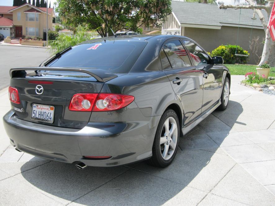Fs Ca 2004 6s V6 Hatch 72k For 7 200 Obo Mazda 6
