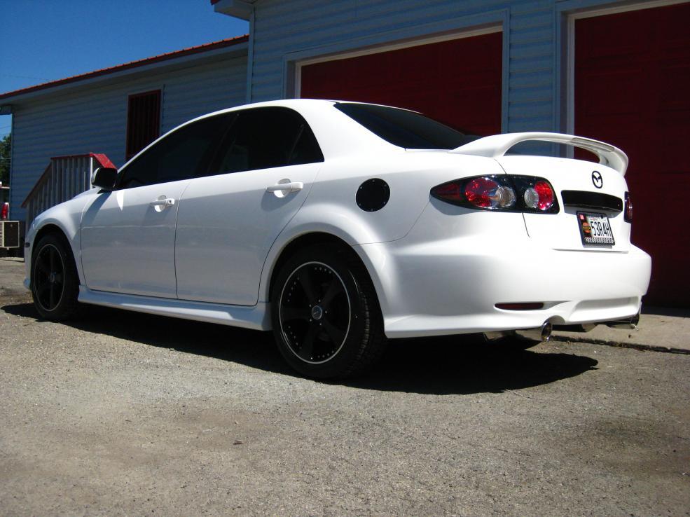 FS: 2003 Mazda 6 2.3   Mazda 6 Forums : Mazda 6 Forum / Mazda