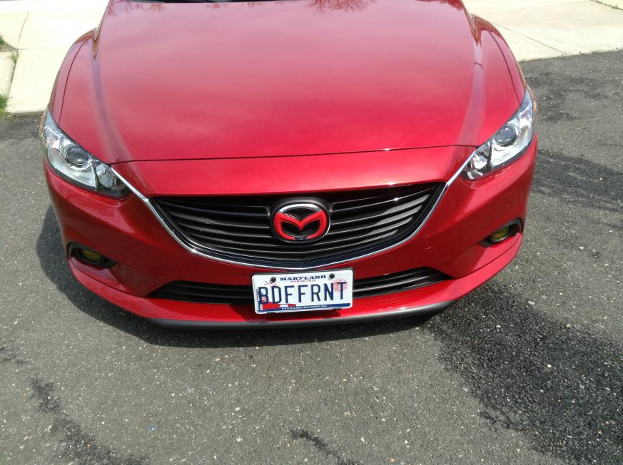 3rd gen evil m grill - pics? help? advice? - page 2 - mazda 6 forums