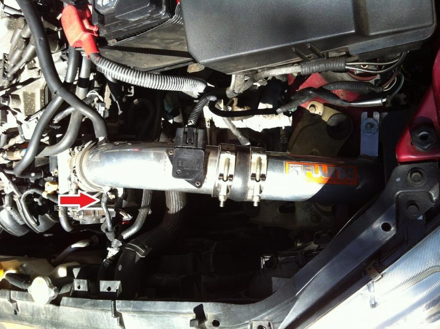 Pesky Cel Codes P2177 P2187 P2676 On 2003 Mazda 6i