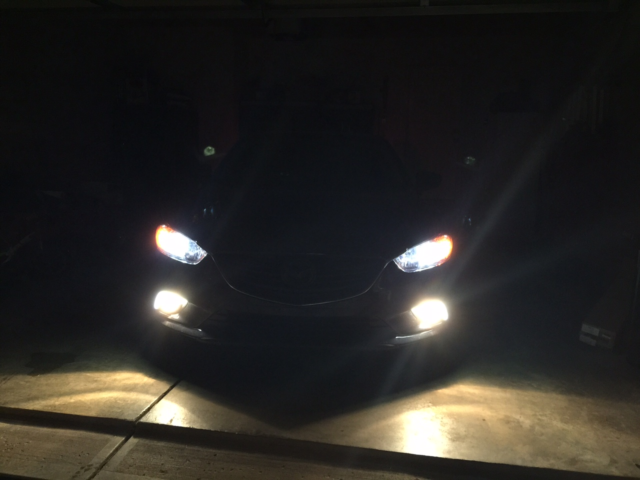 H11 Leds For Low Beam Mazda 6 Forums Forum Headlamp Ampamp Foglamp 3s Click Image Larger Version Name Img 1900 Views 405 Size 2513